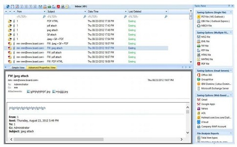 Kernel Outlook PST Repair Tool