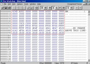hex editor repair pst file