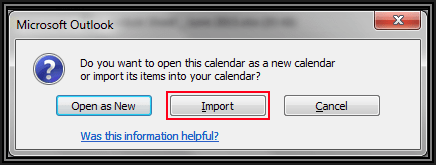import lotus notes calendar