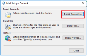 add outlook mail